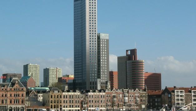 Bewegwijzering naar je kantoor in Rotterdam