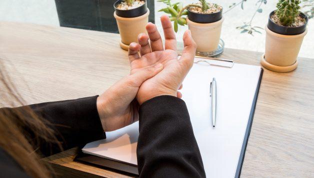 stress op werk verminderen
