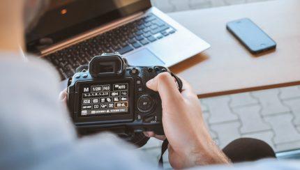 fotografie inzetten als promotie