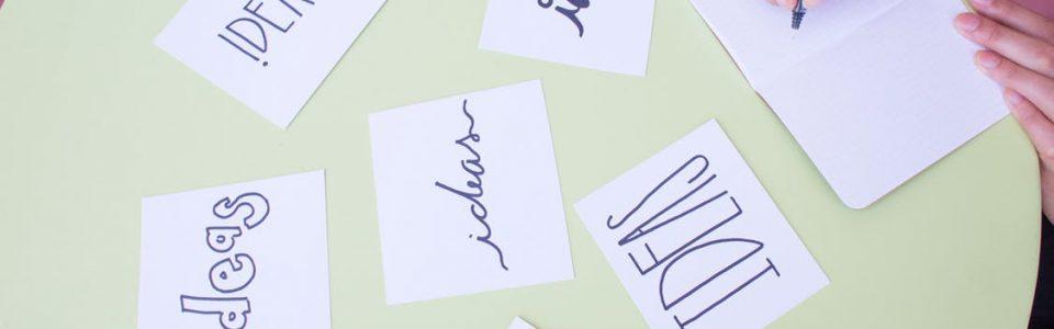 4 brainstorm tips die leiden tot nieuwe inzichten voor je eigen bedrijf