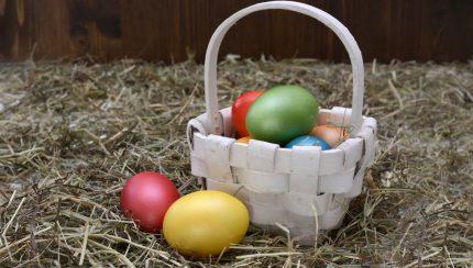 relatiegeschenken voor Pasen