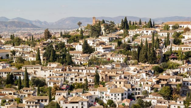 Stedentrip Andalusie