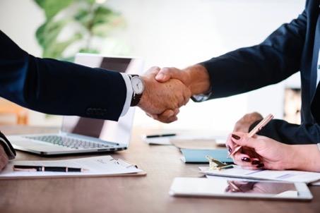 akkoord gesloten over relatiegeschenken