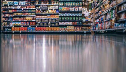 winkelruimte schoon houden