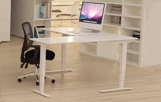 ergonomisch werken met zit sta bureau