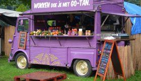 Foodtruck personeelsfeest