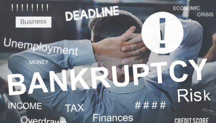 bedrijf ontruimen na faillissement