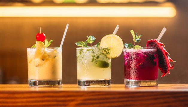 Personeelsfeest drankjes