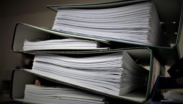 Opslaan kostbare documenten