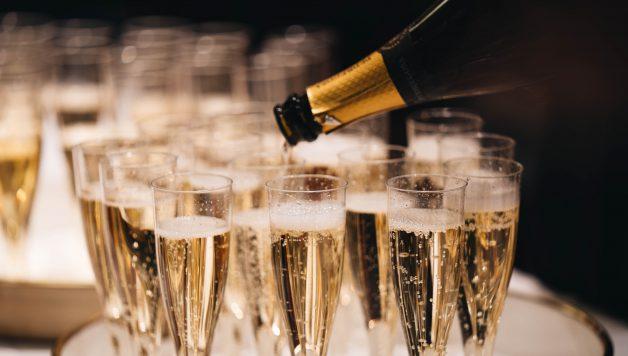 Drankjes formeel evenement