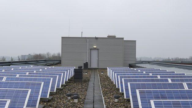 zonnepanelen op je bedrijfspand